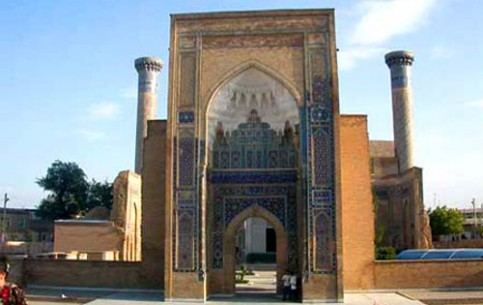 Uzbekistan is a unique treasury of ancient Islamic cities (Bukhara, Samarkand, Khiva) and many architectural monuments, most of which are in a good condition