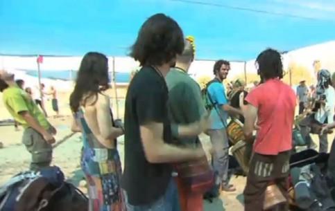 Израиль:      Фестиваль мира в пустыне Шетим