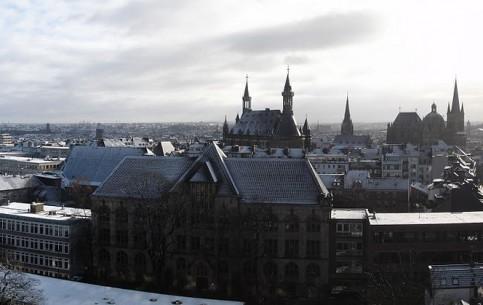 ألمانيا:  North Rhine-Westphalia:      آخن