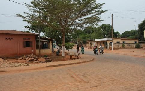 Benin:      Abomey