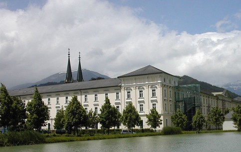 Австрия:      Монастырь Адмонт