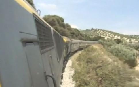 Андалусия:  Испания:      Андалусский экспресс