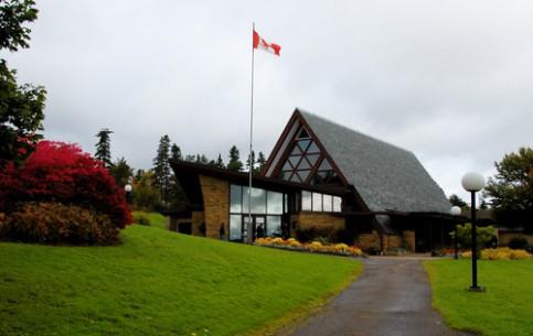 Newfoundland and Labrador:  Nova Scotia:  Canada:      Alexander Graham Bell Museum
