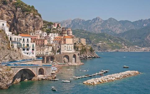 Кампания:  Италия:      Амальфитанское побережье