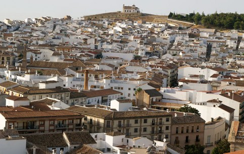 Images Antequera city