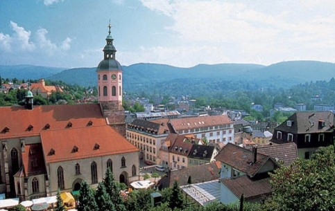 Baden-Wuerttemberg:  ドイツ:      バーデン=バーデン