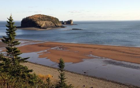 Nova Scotia:  カナダ:      Bay of Fundy