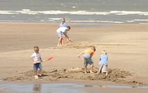 比利时:      Beaches of Belgium