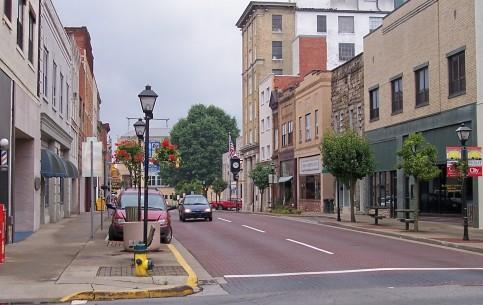 ウェストバージニア州:  アメリカ合衆国:      Beckley