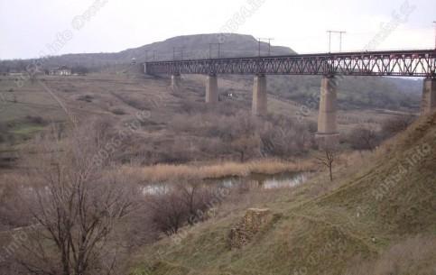 Kryvyi Rih:  Dnipropetrovsk:  Ukraine:      Belelyubskiy Bridge