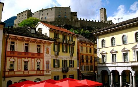 Кантон Тичино:  Швейцария:      Беллинцона