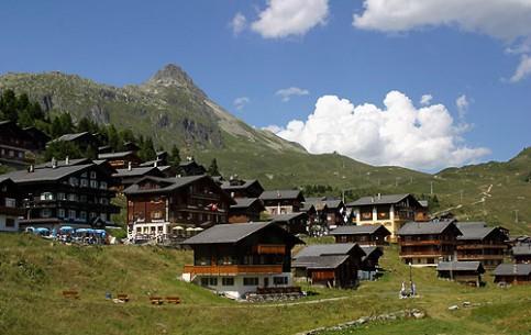 スイス:      Bettmeralp