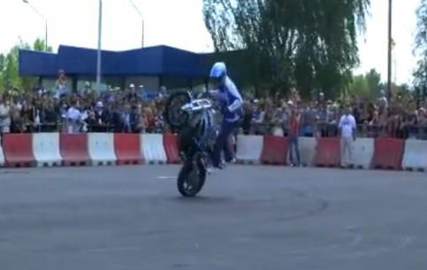 Brest:  Belarus:      Bike Fest in Brest