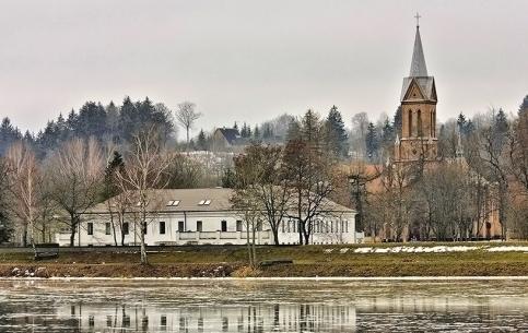 立陶宛:      Birštonas