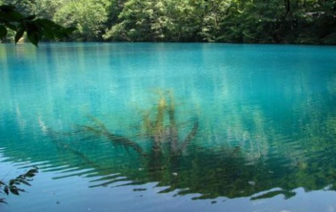 Myadzyel:  Minsk:  Belarus:      Blue Lakes