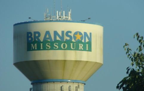 Missouri:  United States:      Branson