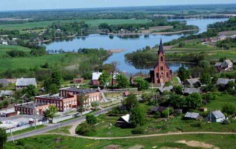Vitebsk:  Belarus:      Braslaw