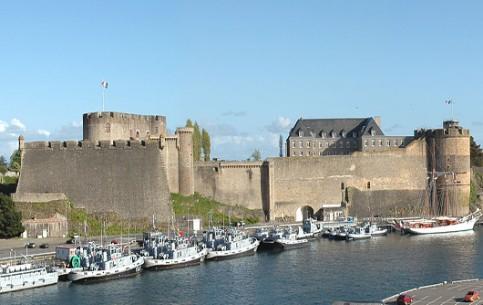 布列塔尼:  法国:      Brest