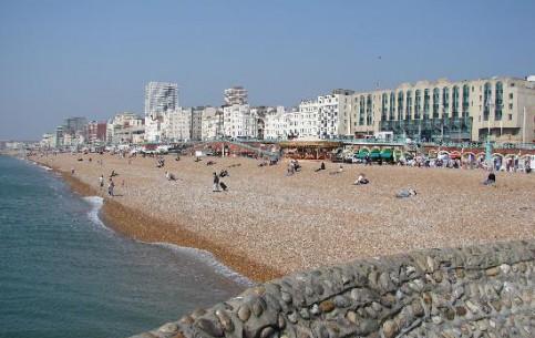 蘇格蘭:  英国:      Brighton
