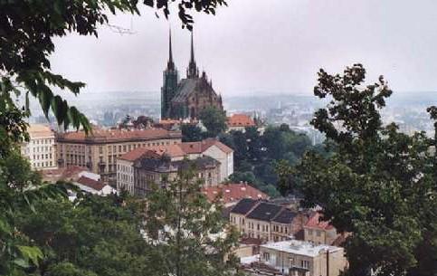 Чехия:      Брно