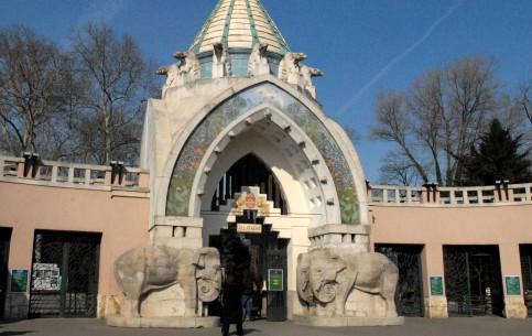 Будапешт:  Венгрия:      Зоопарк Будапешта