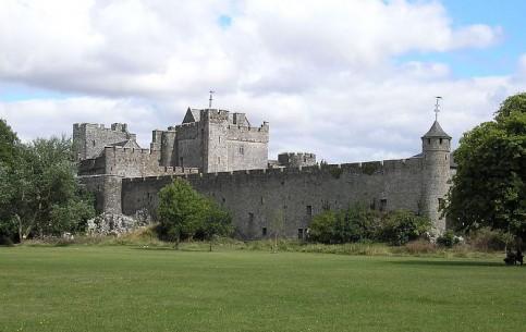 Ирландия:      Замок Кэйр