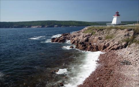 Новая Шотландия:  Канада:      Остров Кейп-Бретон