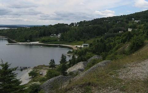 Nova Scotia:  カナダ:      ケープ・ブレトン島