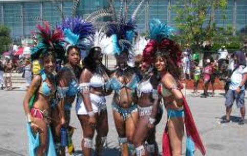 Торонто:  Онтарио:  Канада:      Карибский фестиваль в Торонто