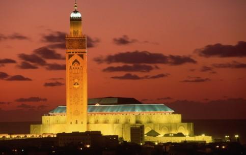 モロッコ:      カサブランカ