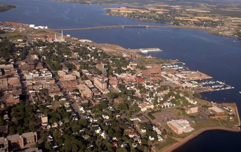 Остров Принца Эдуарда:  Новая Шотландия:  Канада:      Шарлоттаун