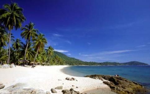 Thailand:      Chaweng Beach