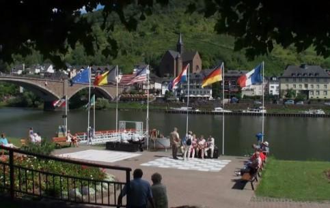 Rhineland-Palatinate:  Germany:      Cochem