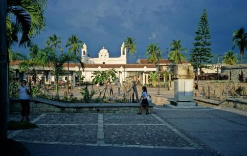 Гондурас:      Копан
