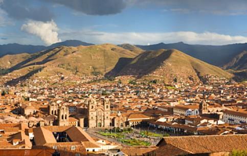 Перу:      Куско