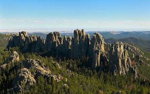 南达科他州:  美国:      Custer State Park