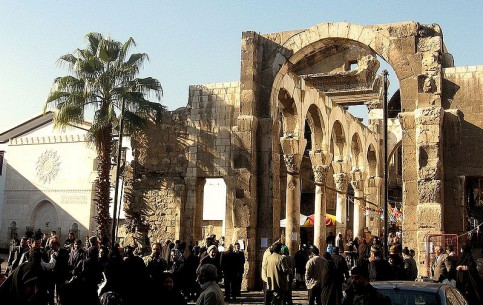 سوريا:      دمشق