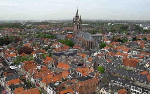 Нидерланды:      Делфт