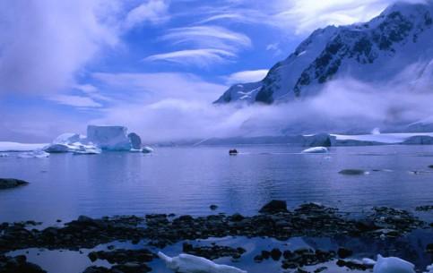 Greenland:  デンマーク:      Disko Bay