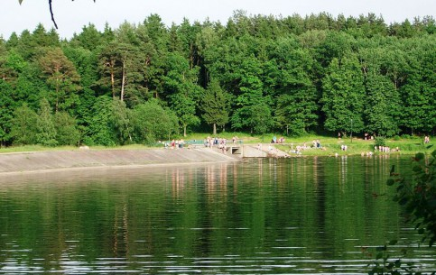 Минск:  Беларусь:      Водохранилище Дрозды