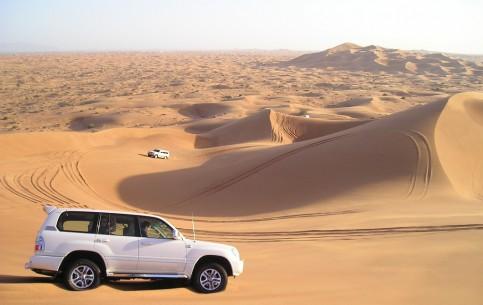 Dubai:  United Arab Emirates:      Dubai Desert Tour