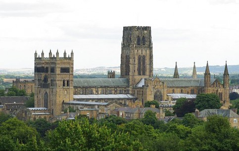 England:  Great Britain:      Durham Cathedral