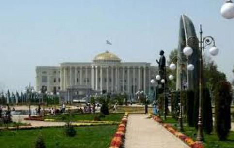 塔吉克斯坦:      Dushanbe