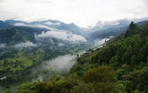 コロンビア:      Ecotourism in Colombia