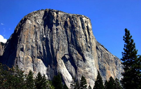 Калифорния:  Соединённые Штаты Америки:      Гора Эль-Капитан