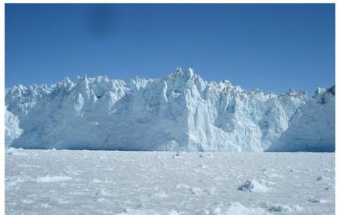 Greenland:  Denmark:      Eqi glacier