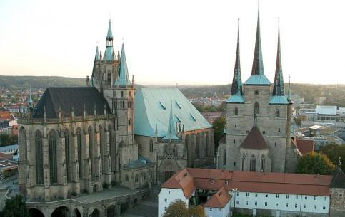 Thuringia:  Germany:      Erfurt