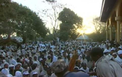 Ethiopia:      Ethiopia's Kristos Samra Festival