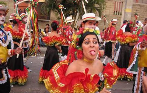 Колумбия:      Этнотуризм в Колумбии