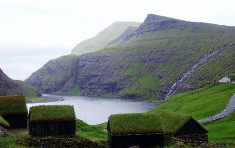 Faroes are islands of volcanic origin with fiord indented coastline; majestic landscapes, austere beauty of nature; excellent conditions for ecotourism